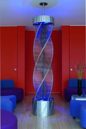 Aeon Speira, il radiatore DNA