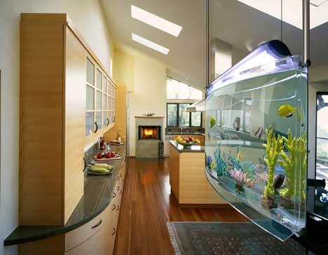 Spacearium fishtank