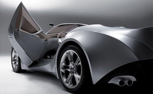 BMW l'auto di tessuto