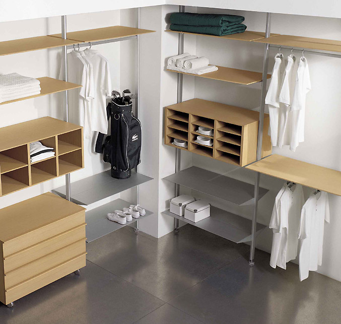 Galleria foto - Come attrezzare una cabina armadio Foto 23