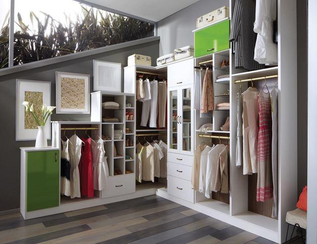 Galleria foto - Come attrezzare una cabina armadio Foto 28