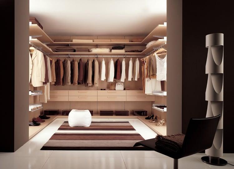 Galleria foto - Come attrezzare una cabina armadio Foto 31
