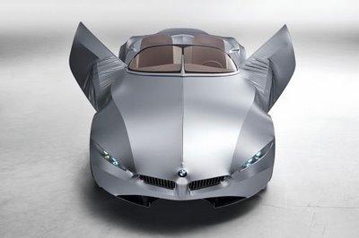Galleria foto - BMW l'auto di tessuto Foto 2