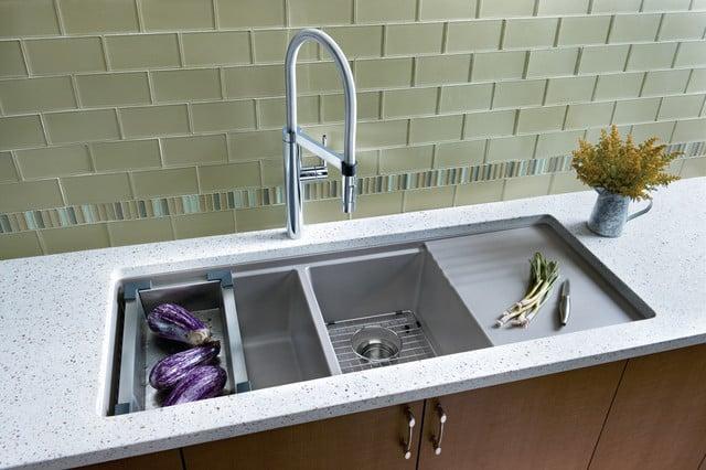 Galleria foto come scegliere il lavello per la cucina foto