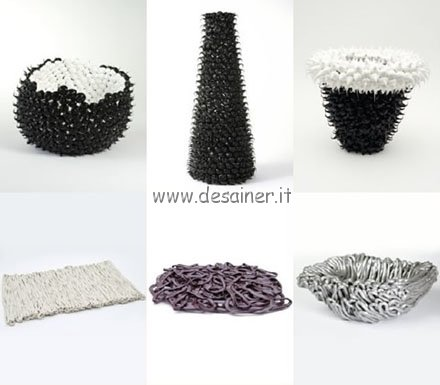Mu' Design: arredo in silicone