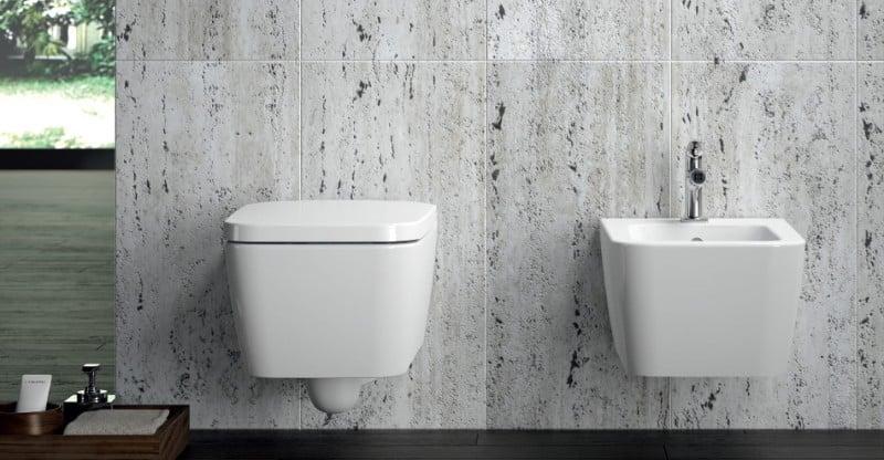 Sanitari sospesi for Arredo bagno pozzi ginori