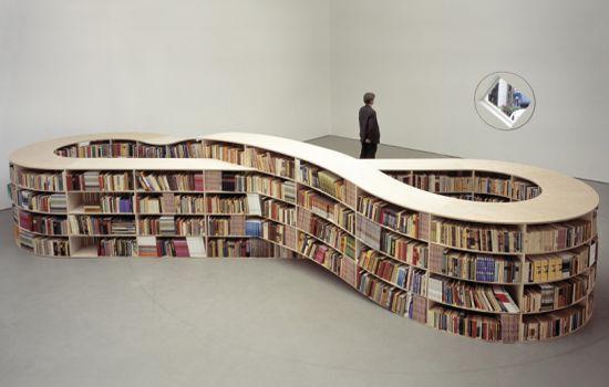Libreria Infinity Job Koelewijn