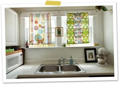 Tende A Pacchetto A Vetro Per Cucina. Gallery Of Best Tende A ...
