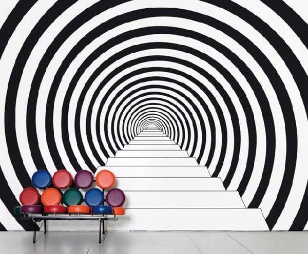Galleria foto - Carte da parati di design moderno Foto 133