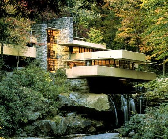 Fallingwater la casa costruita sulla cascata