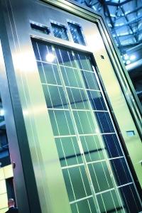 Sungate la porta ad energia solare