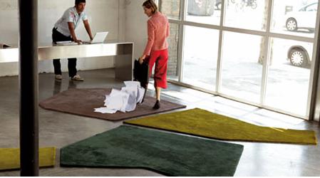 Galleria foto - Tappeti arredamento: design moderno Foto 3