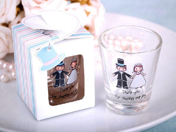 Bomboniere Matrimonio Bicchieri.Idee Bomboniere Originali Per Matrimonio