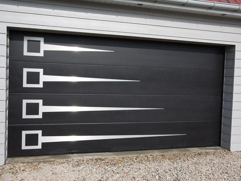 Portoni A Due Ante Per Garage Prezzi.Porte Garage Quale Scegliere