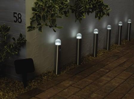 Galleria foto - Come illuminare il giardino con l'energia solare Foto 22
