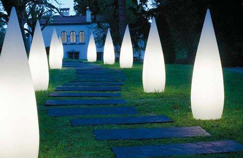 Galleria foto - Come illuminare il giardino con l'energia solare Foto 26