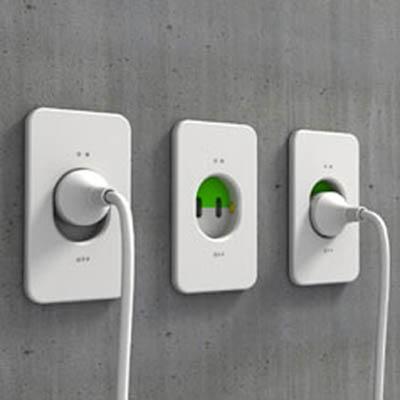 Nuove prese elettriche: Slide Nostril