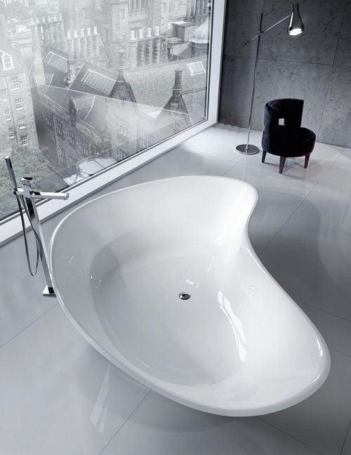 50 Spettacolari Vasche Da Bagno Dal Design Moderno