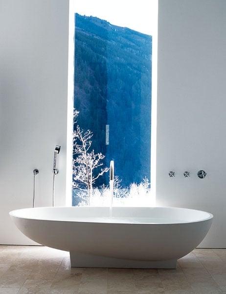 vasca da bagno moderna 11