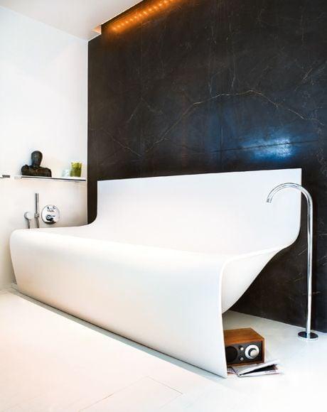 Vasche da bagno design moderno - Vasche da bagno rotonde ...