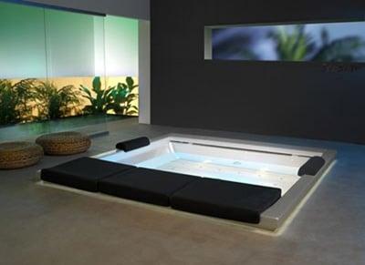 Galleria foto - Vasche da bagno di grandi dimensioni Foto 23