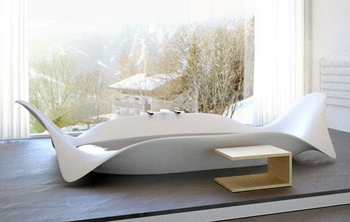 vasca da bagno moderna 26