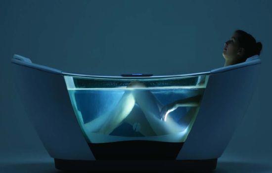 SmartHydro: vasca da bagno sensoriale
