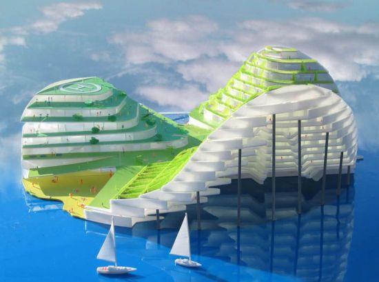 la nave crociera del futuro