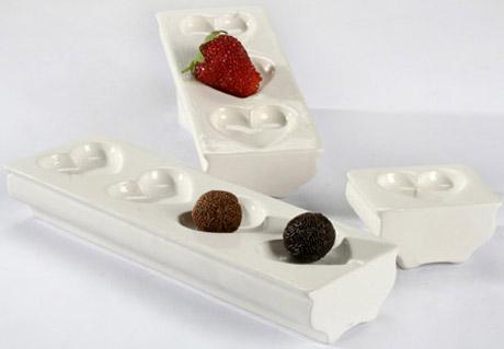 piatto porta cioccolattini