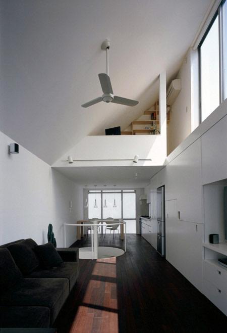 Casa a tutt 39 altezza idee arredo for Piani quadrati a chiocciola