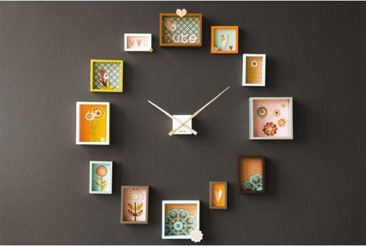orologio da parete originale