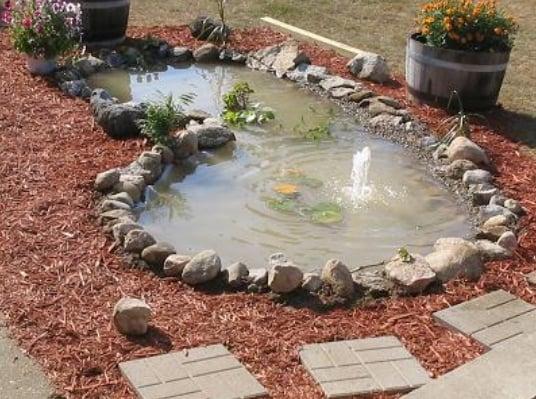 Come costruire uno stagno o un laghetto for Laghetto artificiale fai da te