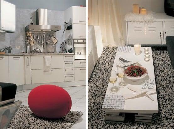 Arredare una piccola casa for Arredare piccolo appartamento