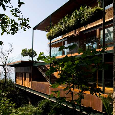 villa di lusso in brasile