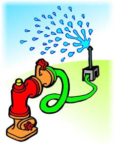 pressione acqua impianti irrigazione