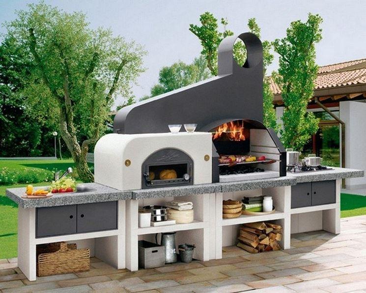 Barbecue Mobili Da Giardino.Come Scegliere Il Barbecue Da Giardino Perfetto