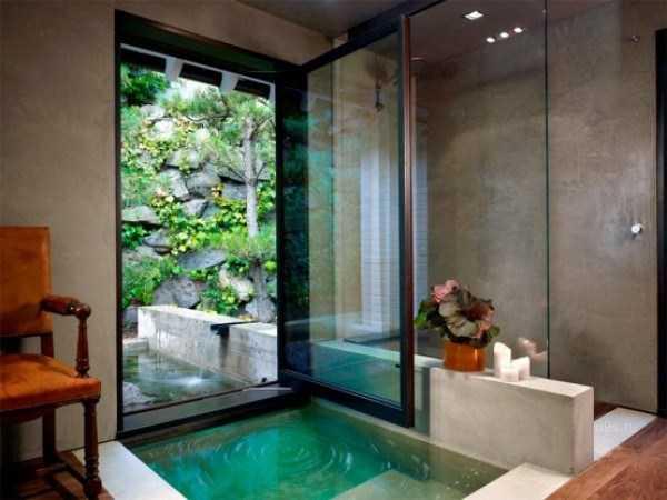Parete Dacqua In Casa : Galleria foto idee parete con cascata d acqua foto