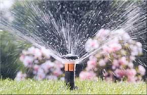 impianti irrigazione giradino