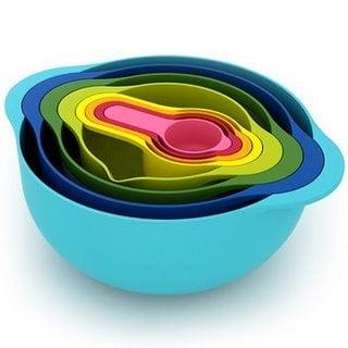 Utensili colorati da cucina