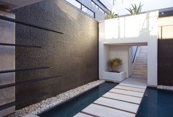 Design Di Interni Ed Esterni : Pareti acqua per interni ed esterni