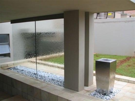 Muro D Acqua Per Interni : Parete dacqua interni interni di design decorazione di progetto