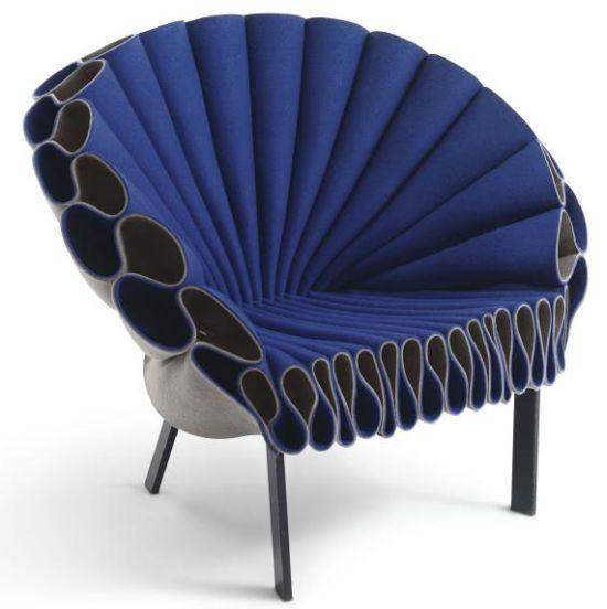 Seduta per Cappellini di Dror Benshetrit