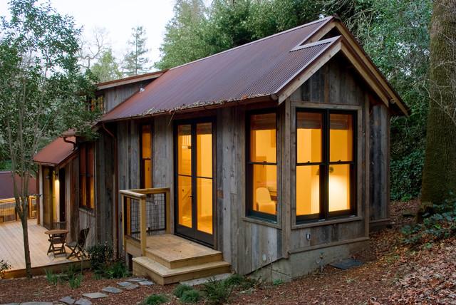 Galleria foto - Case prefabbricate in legno design Foto 6