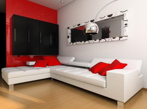 arredo-bianco-rosso-nero