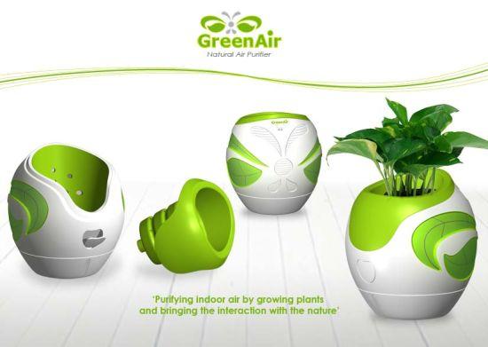 depuratore naturale per l'ambiente