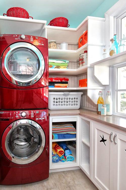 Galleria foto - Lavanderia di casa: come organizzarla ed arredarla Foto 35