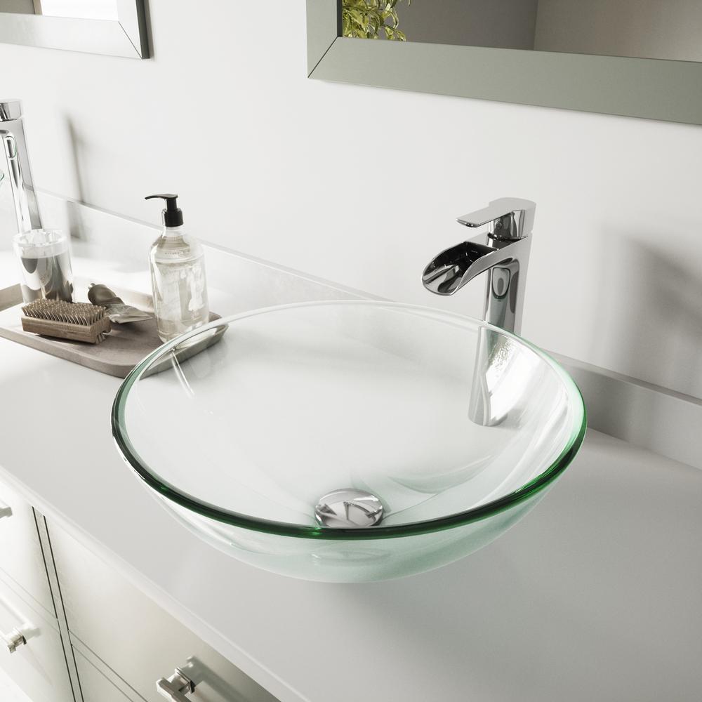 Come Pulire Il Lavabo In Resina lavandino in vetro: come personalizzare il bagno