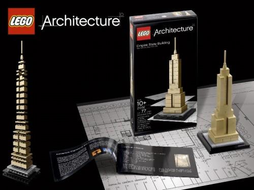 LEGO grattacieli