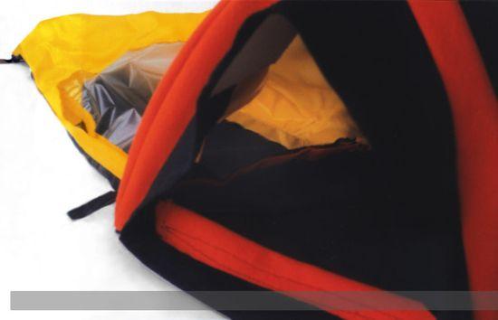 tenda modulare campeggio
