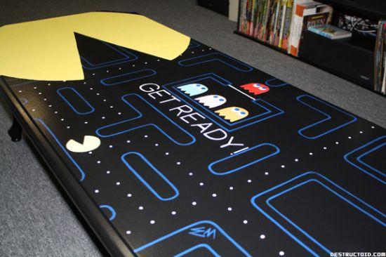 Pacman tavolo